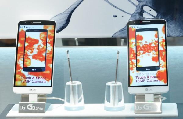 LG G3 Stylus Smartphone Released
