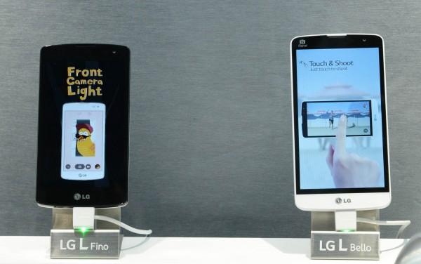 LG L Fino and L Bello Smartphones Released