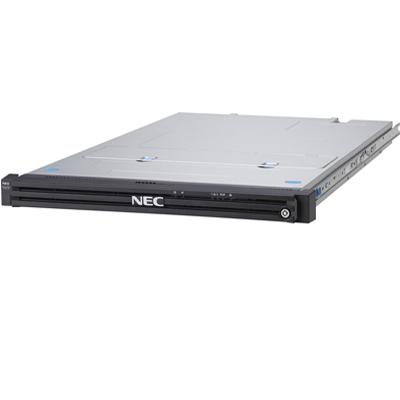 NEC Express5800/R120f-1M and Express5800/R120f-2M Rack Mount Servers Debut