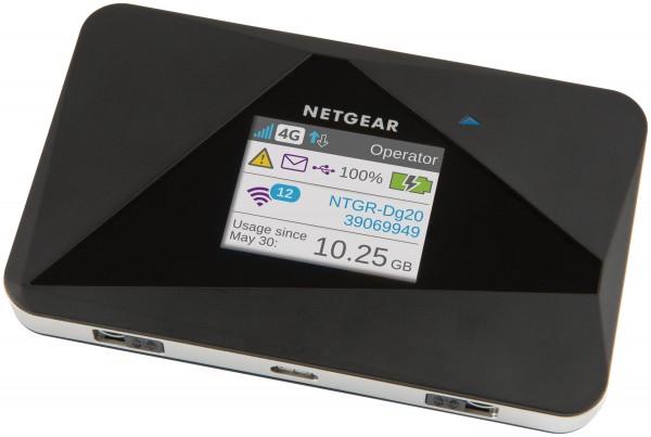 NETGEAR AirCard 785 4G LTE Mobile Hotspot Introduced