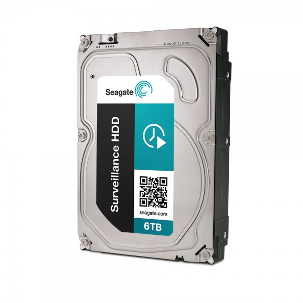 Seagate Surveillance Hard Disk Drive Featuring Seagate Rescue Introduced