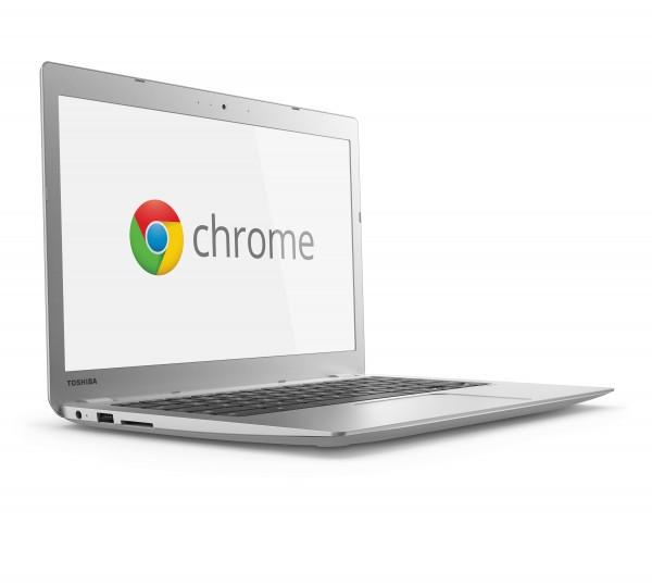 Toshiba Chromebook 2 Laptop Announced