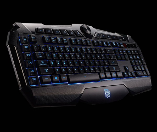 Tt eSPORTS CHALLENGER Prime Gaming Keyboard Released