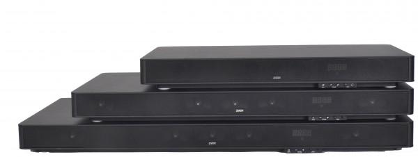 ZVOX Platinum Series SoundBase Home Speaker Systems Introduced