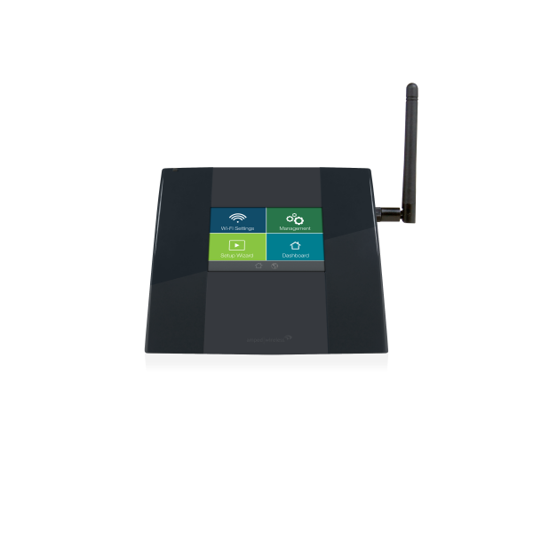 Amped Wireless TAP-EX High Power Touch Screen Wi-Fi Range Extender Unveiled