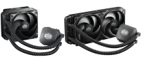 Cooler Master Nepton 120XL and Nepton 240M All-In-One Liquid CPU Coolers Announced
