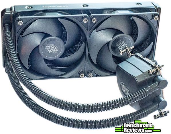 Cooler Master Nepton 240M Ortho2