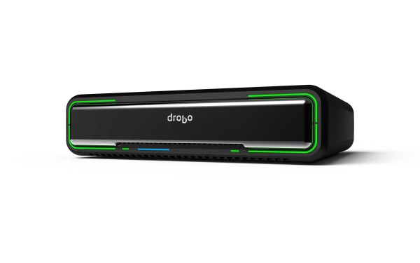 Drobo Mini 8TB Bundle Portable Storage Array Launched