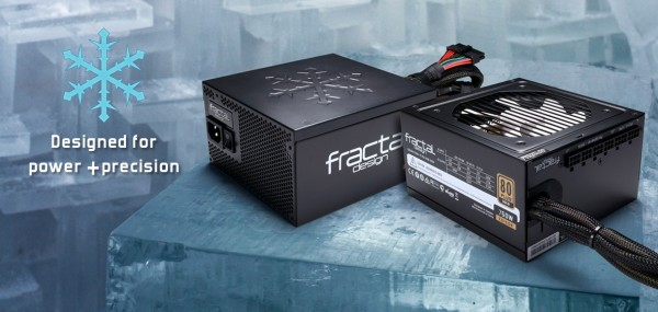Fractal Design EDISON M Modular Power Supply Introduced