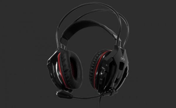 GAMDIAS EROS V2 and HEBE V2 Gaming Headsets Released