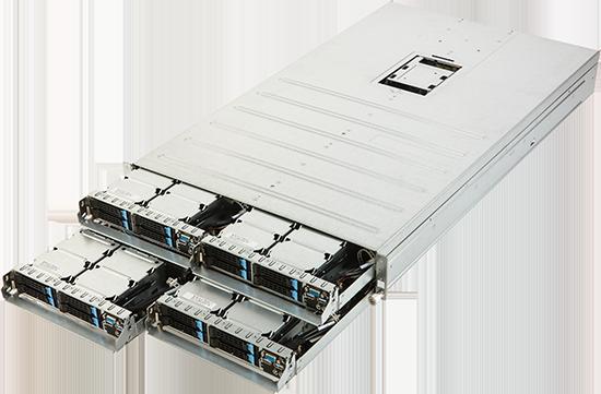 GIGABYTE G210-H4G GPU Computing Server Launched