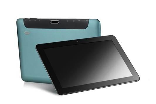 KTC 101P51C Quad-Core Tablet Introduced