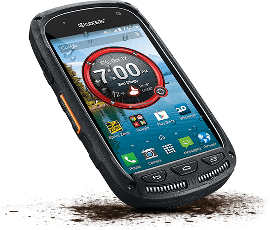 Kyocera TorqueXT 4G LTE Android Smartphone Unveiled