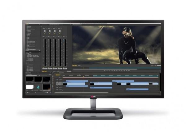 LG 31MU97 Digital Cinema 4K Monitor Unveiled