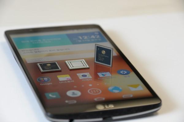 LG NUCLUN Octa-Core Smartphone Processor Unveiled