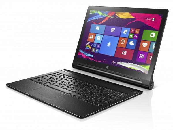 Lenovo YOGA Tablet 2 Introduced