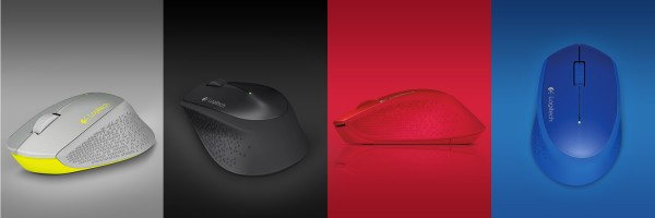Logitech M320 Wireless Mouse Introduced