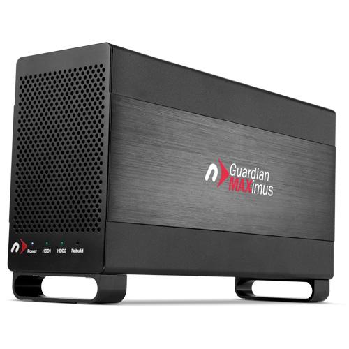 NewerTech Guardian MAXimus External Storage Introduced