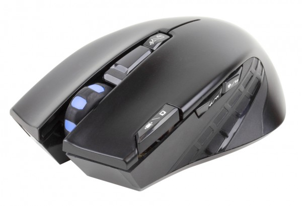 Satechi Edge Wireless Gaming Mouse Launched
