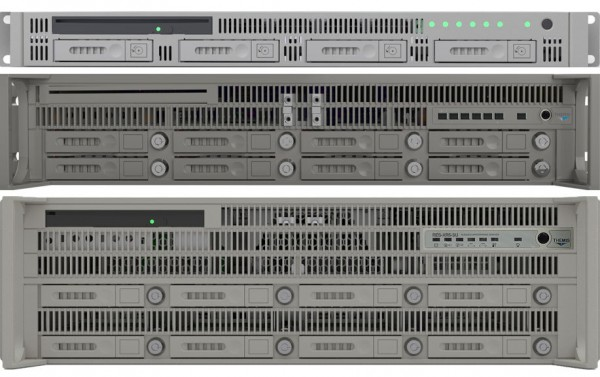 Themis RES-XR5 Rack Mounted Servers with Intel E5-2600 v3 Processors Announced