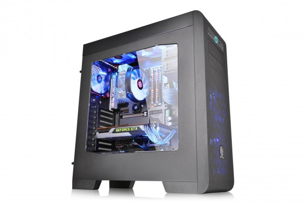 Thermaltake Core V41 Window Mid-Tower Chassis Released