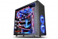 Thermaltake Versa H34 and H35 Mid-Tower Chassis Introduced