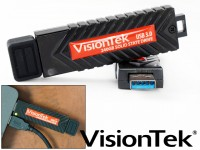 VisionTek USB Pocket SSD Thumb Drive-Sized Solid State Drive Announced