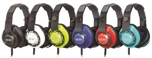 808 Audio Performer Headphones Debut