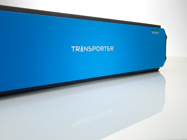 Connected Data Transporter Genesis Private Cloud Storage Appliance Announced