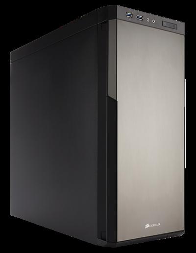 Corsair Carbide 330R Titanium Edition PC Case Released