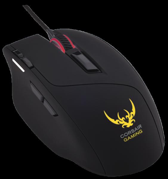 Corsair Gaming Sabre RGB Gaming Mice Introduced