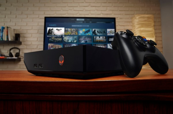 Dell Alienware Alpha PC Gaming Console Unveiled
