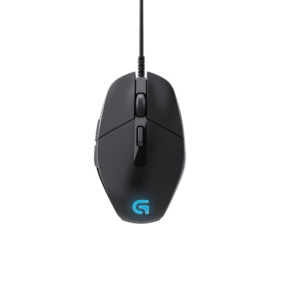 Logitech G302 Daedalus Prime MOBA Gaming Mouse Introduced