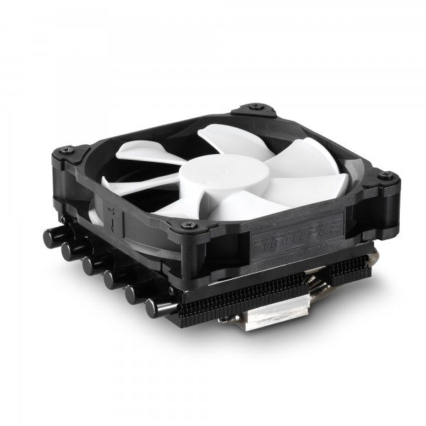 Phanteks PH-TC12LS Low Profile CPU Cooler Released