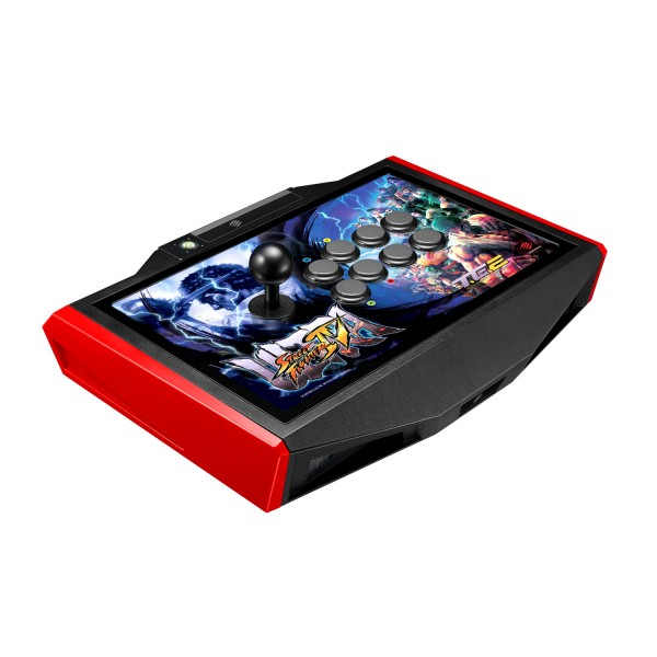 Mad Catz Ultra Street Fighter IV Arcade FightStick for PS4 Announced
