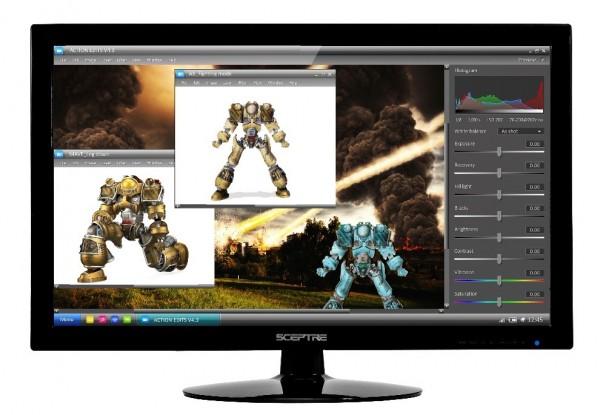 Sceptre E275W-1920 Full HD 1080P Monitor Announced