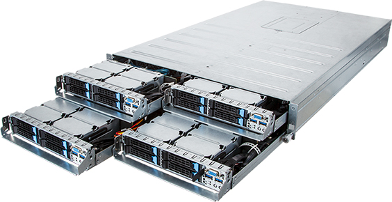 GIGABYTE H270-F4G and H270-H70 Rackmount Servers Introduced