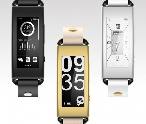 Lenovo VIBE VB10 Smartband Released