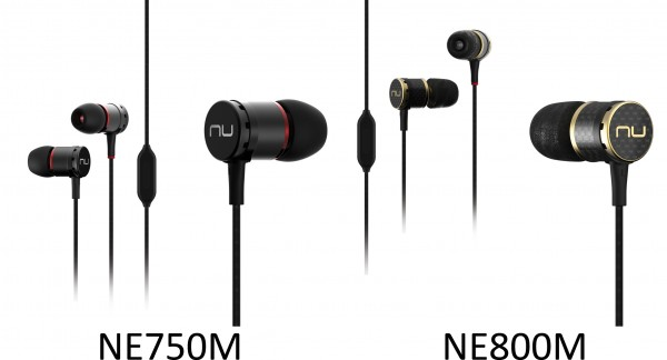 Optoma NE750M and NE800M Earphones Introduced