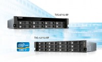 QNAP TVS-x71U Series Turbo vNAS Launched