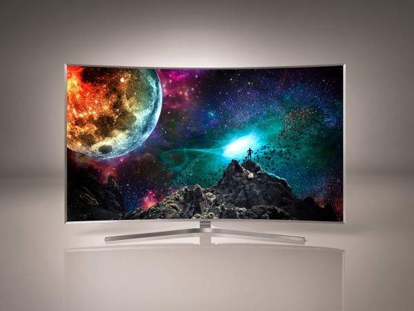 Samsung SUHD TV Lineup Introduced at CES 2015