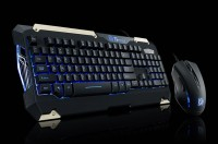 Tt eSPORTS COMMANDER Gaming Keyboard/Mouse Combo Announced