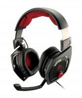 Tt eSPORTS SHOCK 3D 7.1 Surround Sound Headset Introduced