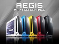 BitFenix AEGIS PC Case Launched