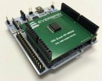 Everspin MR10Q010-EVAL MRAM-Based Shield Evaluation Board Debuts