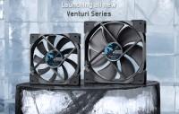 Fractal Design Venturi Series Fans Launched