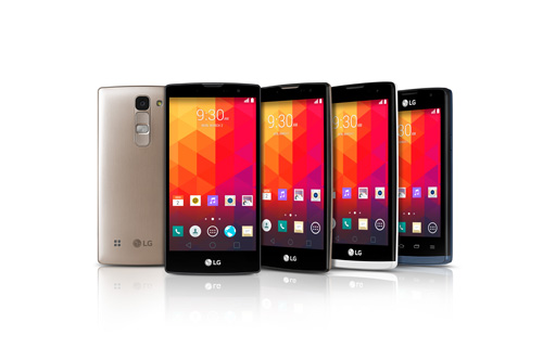 LG Magna, Spirit, Leon, and Joy Mid-Range Smartphones Unveiled