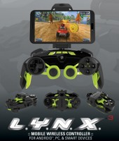 Mad Catz L.Y.N.X. 3 Mobile Wireless Controller Announced