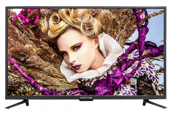 Sceptre U550CV-UMR+ 55-inch 4K UHD TV Unveiled