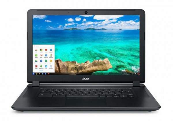 Acer C910 Chromebook Launched